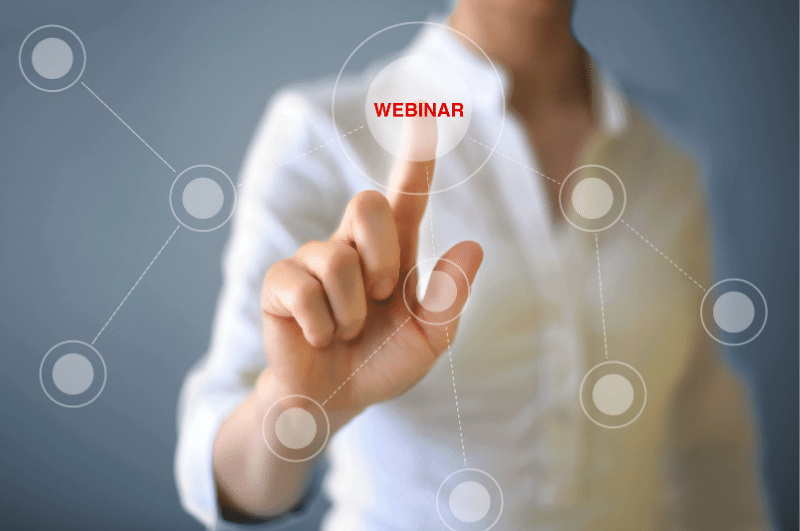 The Right B2B Webinar for the Buyer's Journey